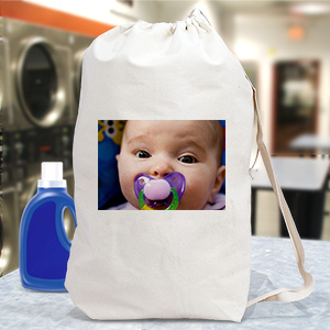 Picture Perfect Photo Laundry Bag 68114732