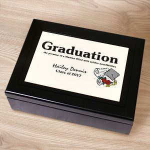 Graduation Keepsake Box | Graduation Keepsakes
