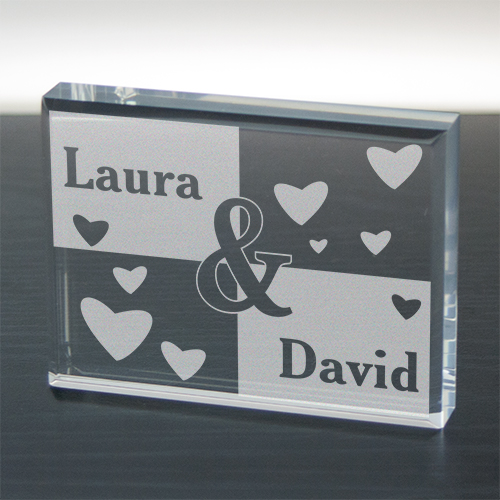Engraved Couples Keepsake 719773
