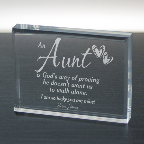 God's Way of Proving... Personalized Keepsake