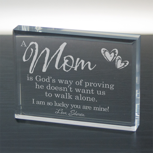God's Way of Proving Personalized Keepsake | Personalized Mother's Day Keepsakes