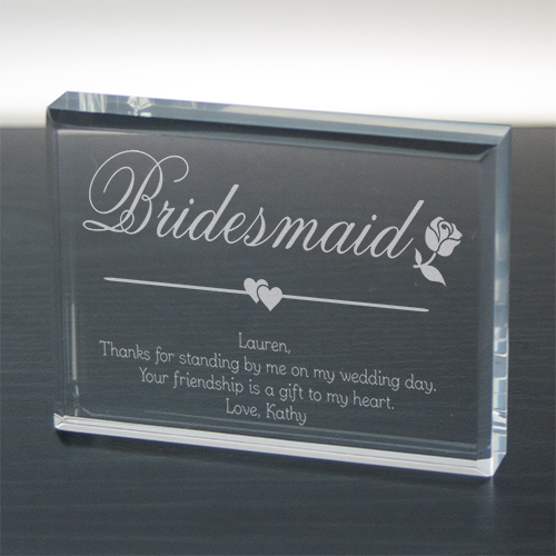 Bridesmaid Personalized Keepsake 733263