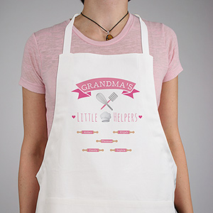 Personalized Little Helpers Apron