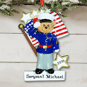 U.S. Marines Ornament