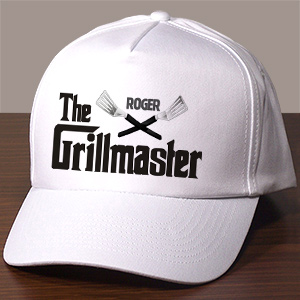 Personalized Gillmaster Hat 828466