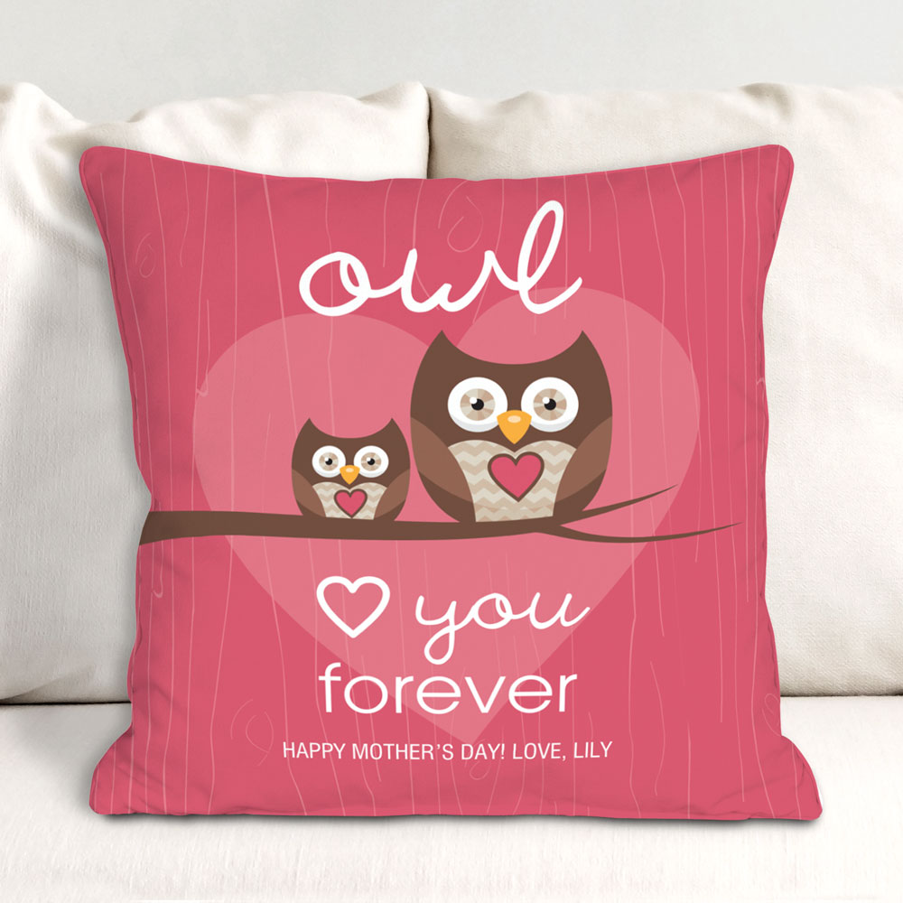 Personalized Pillows | Personalized Gifts For Mother's Day