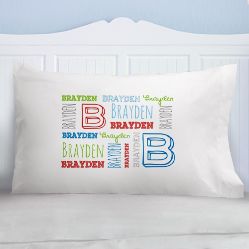 Personalized Name Pillowcase 83078200