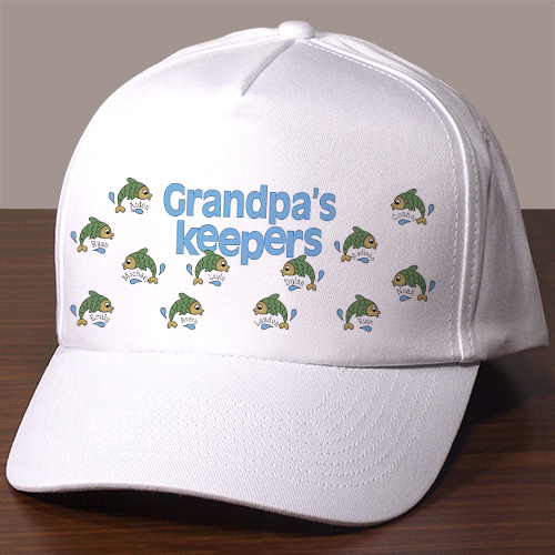 Personalized Keepers Hat 833156