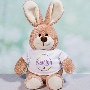Personalized Easter Bunny 8339599X