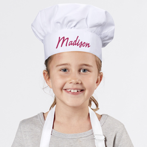 Personalized Youth Chef Hat 835358