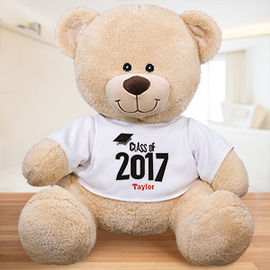 Personalized Class Of Graduation Teddy Bear 837799X