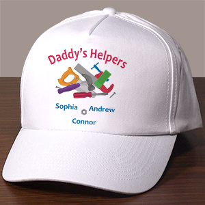 Personalized Helpers Hat 840536