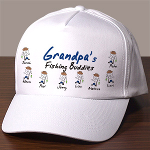 Personalized Fishing Buddies Hat 842746