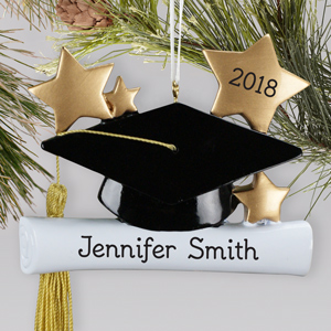 Personalized Graduation Ornament 860713
