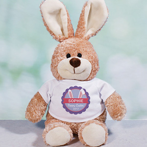 Personalized Bunny Ears Easter Bunny 86100038