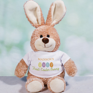 My First Easter Personalized Easter Bunny 86101058L