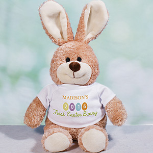 My First Easter Personalized Easter Bunny