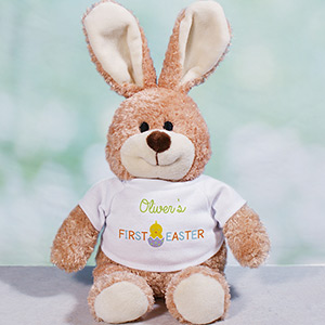 First Easter Personalized Easter Bunny