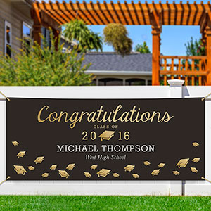 Personalized Graduation Photo Banner 911024114