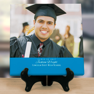 Personalized Graduation Photo Canvas | Graduation Gifts