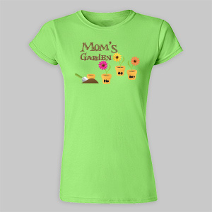 Personalized Shirts For Mom | Personalized Ladies Shirts