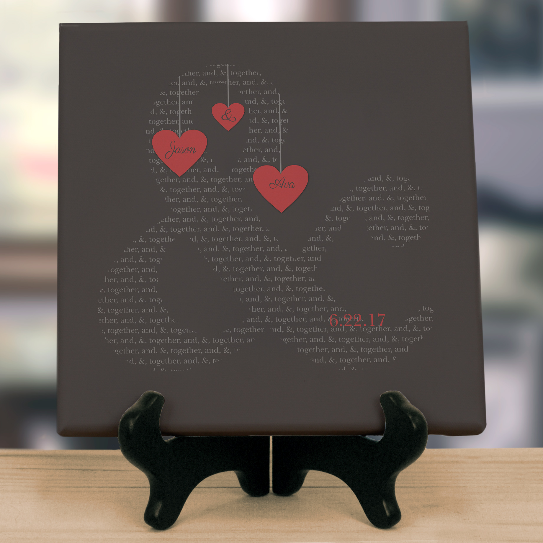 Personalized & Love Canvas 9173364