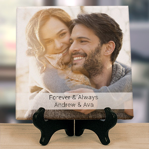 Forever & Always Photo Canvas 9199734
