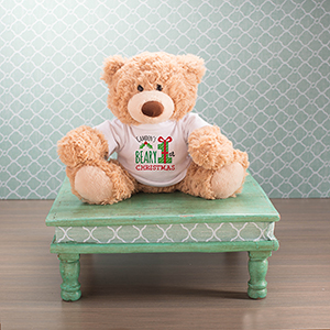 Personalized Beary Christmas Coco Bear AU9881-10863