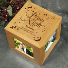 Abernook Engraved Prom Night Photo Cube