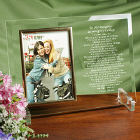 Abernook Going To College Beveled Glass Picture Frame