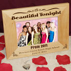 Abernook Engraved Prom Night Wooden Picture Frame