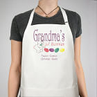 Lil' Bunnies Personalized Easter Apron