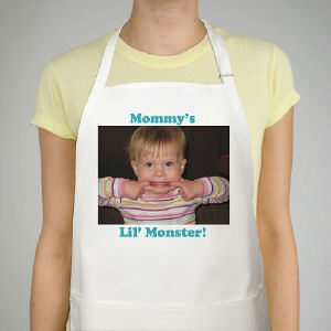 Picture Perfect Personalized Photo Apron