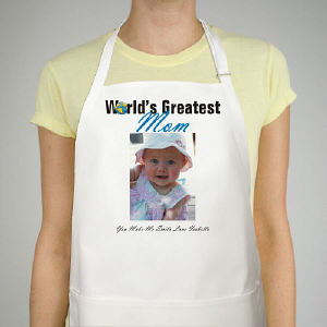 World's Greatest Personalized Photo Apron
