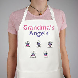 Little Angels Personalized Apron