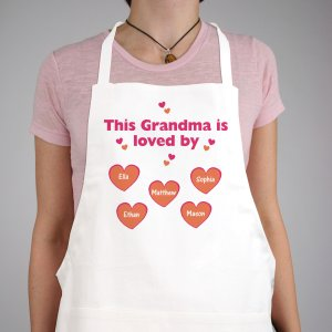 Is Loved By Personalized Apron