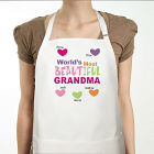 Most Beautiful Personalized Apron
