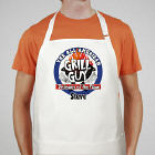 All American Grill Guy Personalized Apron