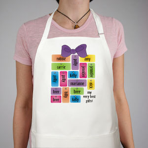 Very Best Gifts Personalized Apron