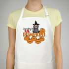 Personalized Pumpkin Apron