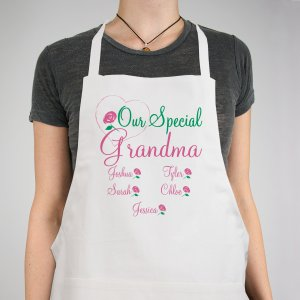 Our Special... Personalized Apron