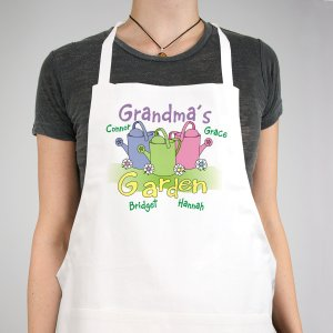 Garden Personalized Apron