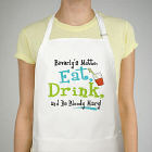 Be Bloody Mary Personalized Apron