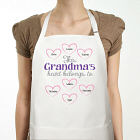 Personalized Heart Belongs To Apron