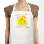 Sunshine Personalized Apron