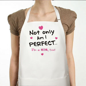 Not Only Am I Personalized Apron