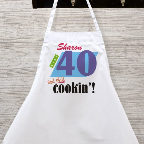 Still Cookin Apron | Personalized Aprons