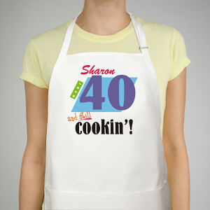Still Cookin Apron