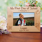 First Day of School Picture Frame 929441