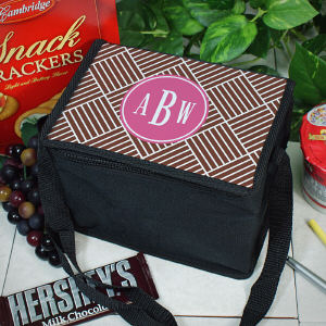 Monogrammed Lunch Cooler for Her